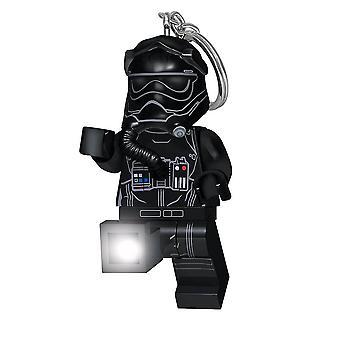 LEGO Star Wars eerste orde TIE pilot Key licht