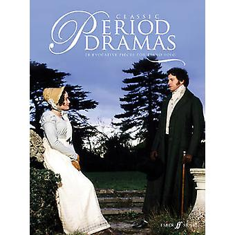 Classic Period Dramas - 14 Evocative Pieces for Piano Solo by Faber &