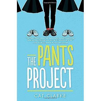 The Pants Project by Cat Clarke - 9781492638094 Book
