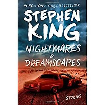 Nightmares & Dreamscapes - Stories by Stephen King - 9781501192036 Book
