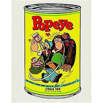 Popeye - The Great Comic Books Tales by Bud Sagendorf by Bud Sagendorf