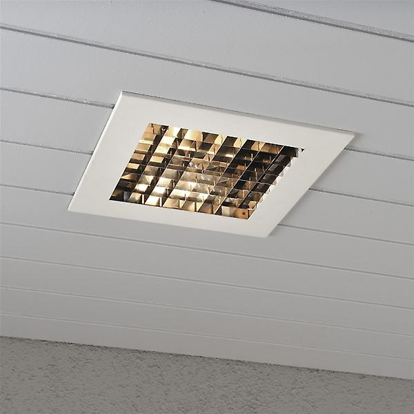 Konstsmide 7092 Recessed 75 Watt Ceiling Light