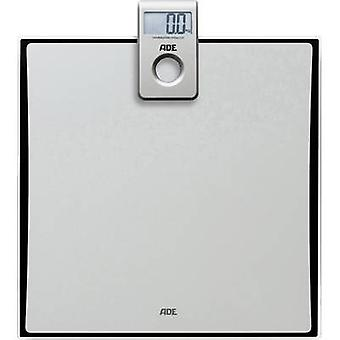 ADE BE 1307 Tilda Digital bathroom scales Weight range=180 kg Silver Wireless display