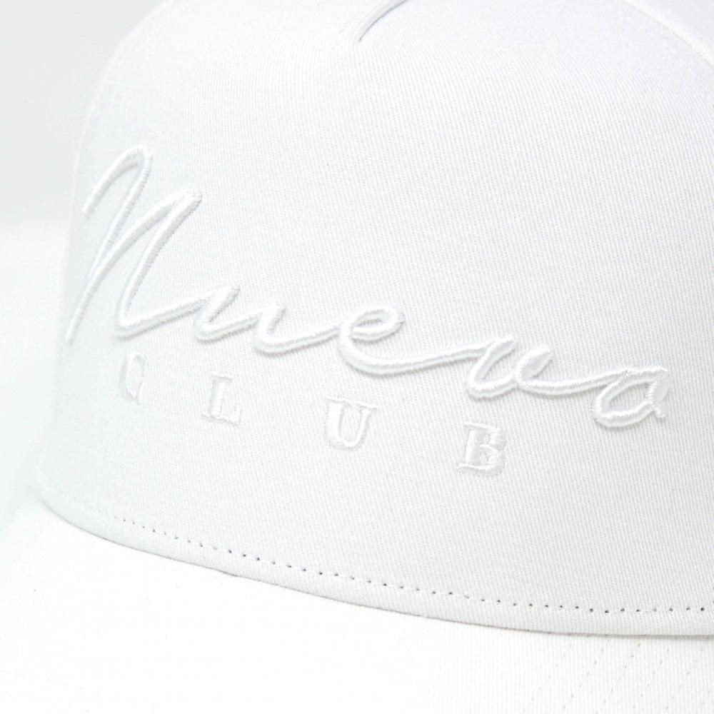 Nuevo Club Core Trucker - White/white