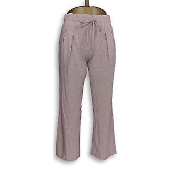 N'importe qui femmes-apos;s Pantalon Petite XXSP Cozy Knit Relaxed Pink A303107