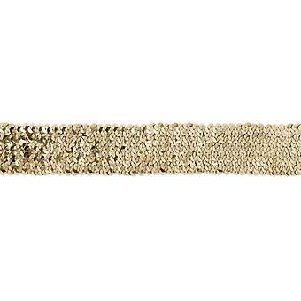 Stretch Sequin Trim 1 3 4