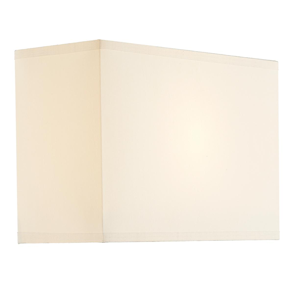 Dar S1025 Piza Cream Shade For Use With The Piza Wall Bracket