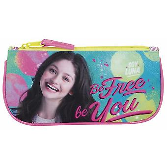 Safta Plano Portatodo am Moon  Be Free  (Toys , School Zone , Pencil Case)