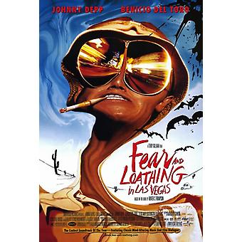 Fear and Loathing in Las Vegas Movie Poster Print (27 x 40)