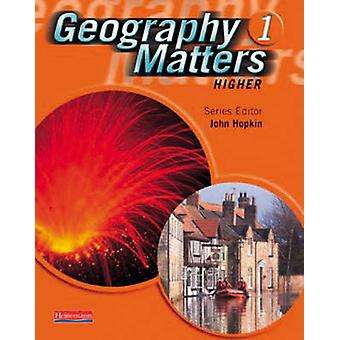 Geography Matters 1 Core Pupil Book by Nicola Arber & Sue Lomas & Garrett Nagle & Linda Thompson