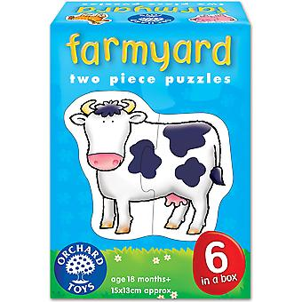 Orchard Toys Farmyard