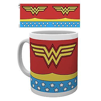 DC Comics Wonder Women Costume Mug