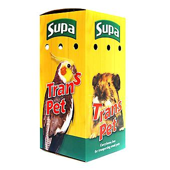 Supa Trans Pet Bird/sml Animal Carry-home Box Lge (Pack of 20)