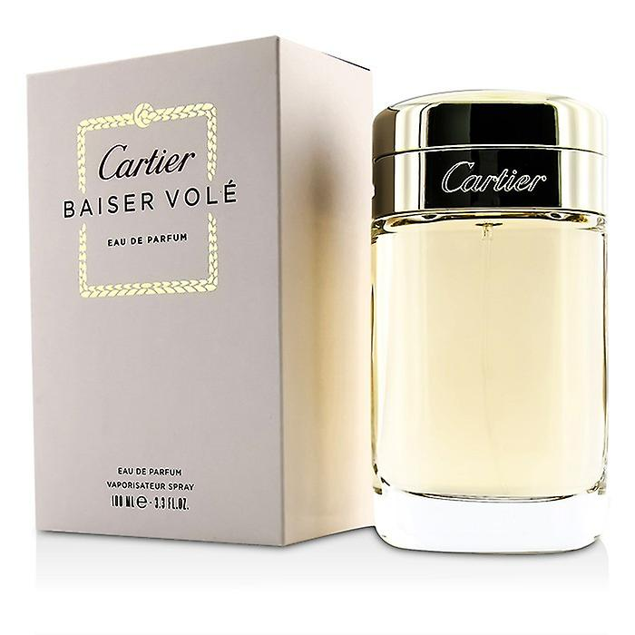 Cartier Baiser Vole Eau De Parfum Spray 100ml/3.3oz