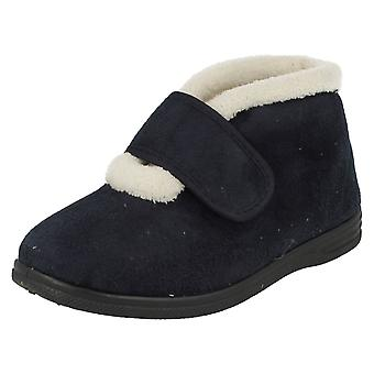 Ladies Sandpiper Bootee Style Slippers Iola