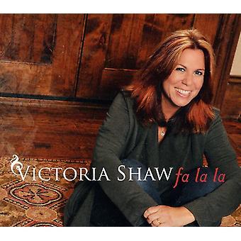Victoria Shaw - Fa La La [CD] USA import