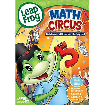 Math Circus [DVD] USA import