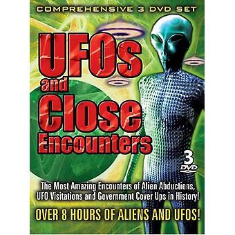 Ufoer & tæt møder Box sæt [DVD] USA importerer