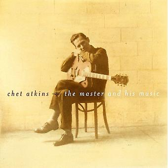 Chet Atkins - Master & His Music [CD] USA import