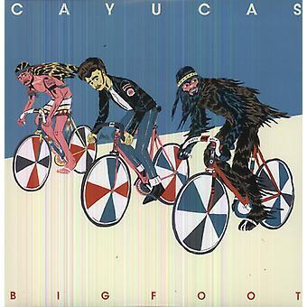 Cayucas - Bigfoot [vinilo] USA importar