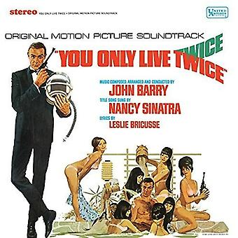 Soundtrack - You Only Live Tw(LP) [Vinyl] USA import