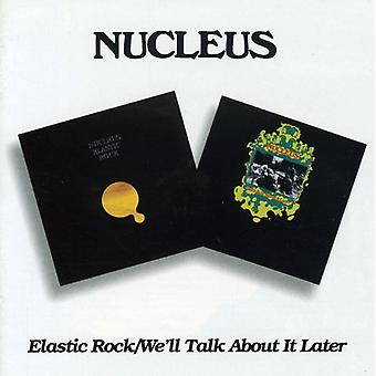 Nucleus - Elastic Rock/Well Talk About It Later [CD] USA import