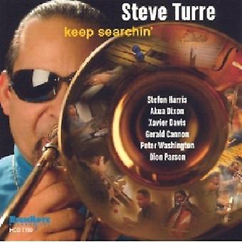 Steve Turre - holde Searchin' [CD] USA import