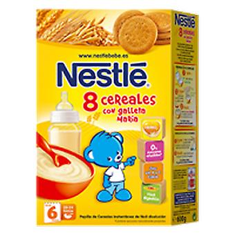 Nestlé 8 Cereals Cookie 900g porridge