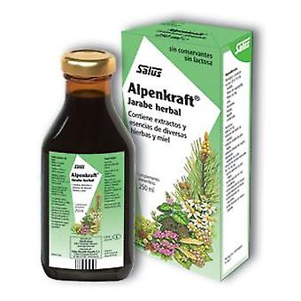 Salus Alpenkraft V.respiratorias 250Ml (Herboristeria , Supplements)