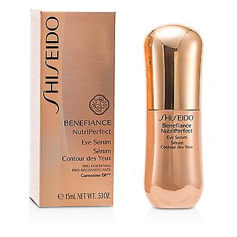 Shiseido Shiseido Benefiance Nutri perfecte Eye Serum