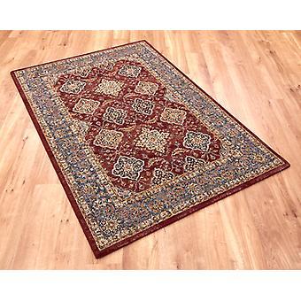 Da Vinci 57163 1454 rettangolo rosso tappeti tappeti tradizionali