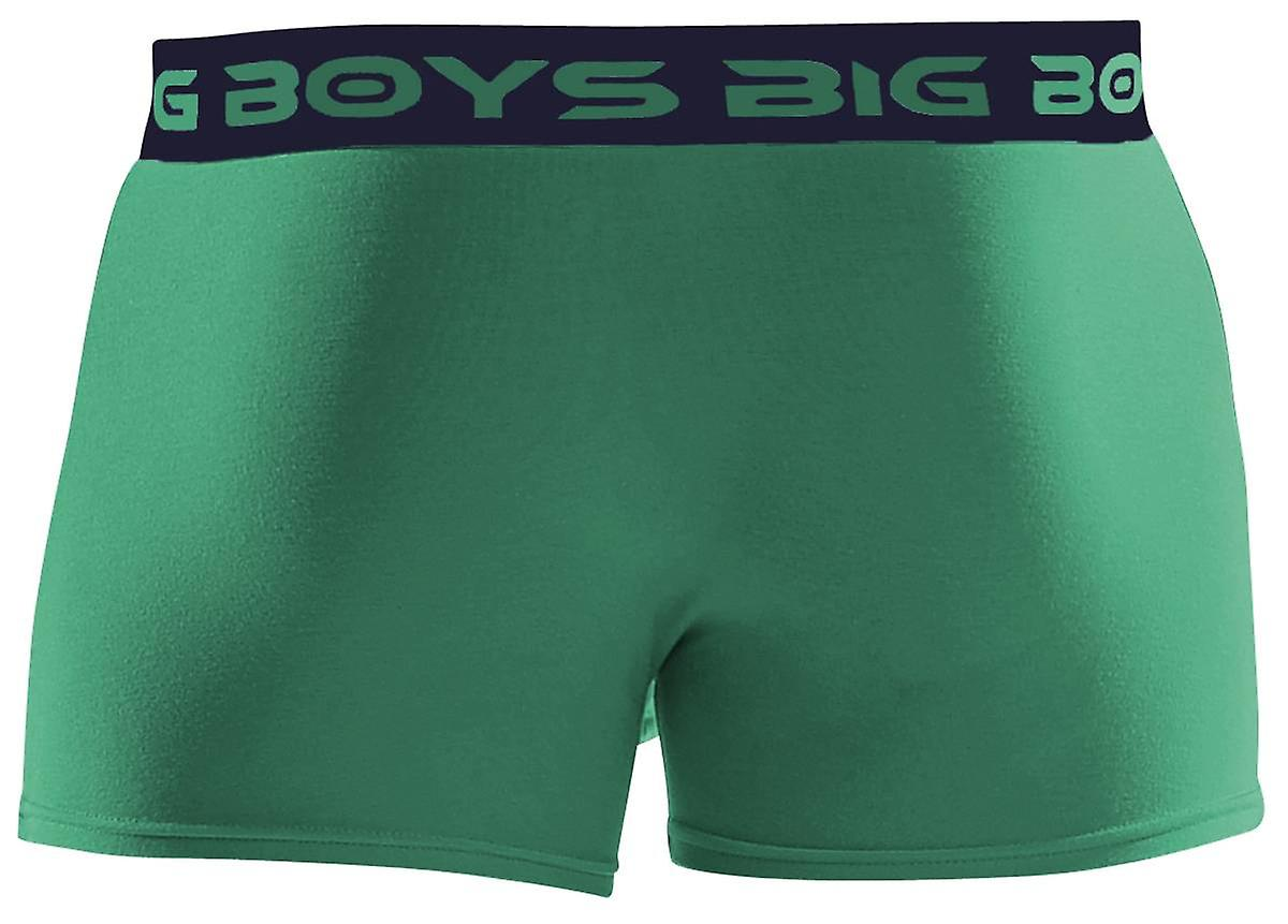 Big Boys Boxer Briefs - Green