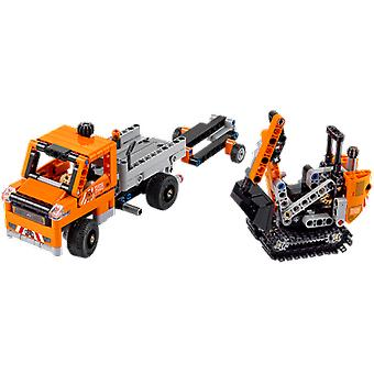 Lego 42060 Roadwork Crew (Toys , Constructions , Vehicles)