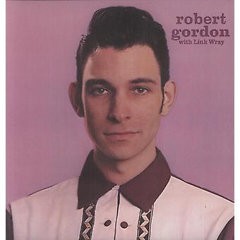 Robert Gordon & Link Wray - Robert Gordon med Link Wray [Vinyl] USA import