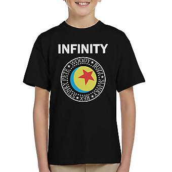 Ramones-Toy Story Infinity Kinder T-Shirt