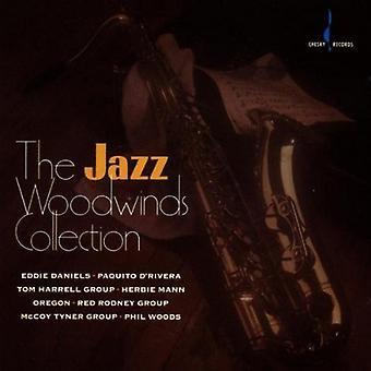 Jazz Træblæsernes samlingen - Jazz Træblæsernes samlingen [CD] USA importerer