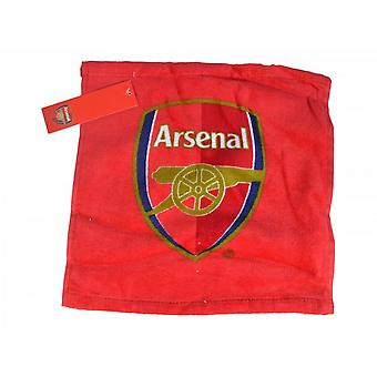 Arsenal FC Official Face Cloth