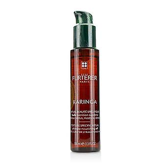 Rene Furterer Karinga Ultimate Nourishing Oil  (Frizzy Curly or Straightened Hair) - 100ml/3.38oz