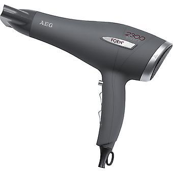 AEG dryer of hair HT 5580 grey 2300 W