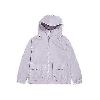 Albam GD Hooded Parka Coat lila