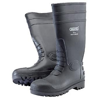 Draper 2697 Safety Wellington Boots To S5 - Size 7/41