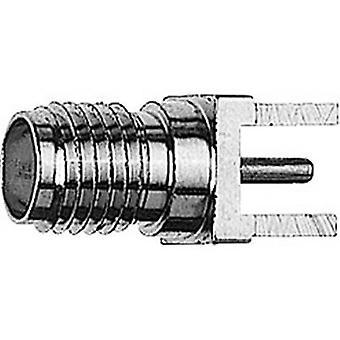 SMA connector Socket, vertical vertical 50 Ω Telegärtner J01151A