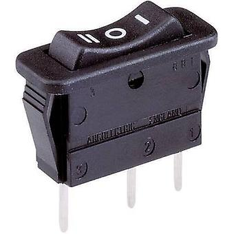 Toggle switch 250 Vac 16 A 1 x (On)/Off/(On) Arcolectric