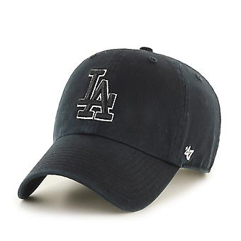 47 fire relaxed fit Cap - MLB Los Angeles Dodgers black