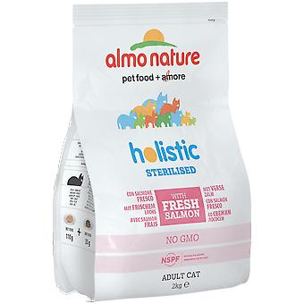 Almo nature Cat Functional Dry Sterilised (Cats , Cat Food , Dry Food)