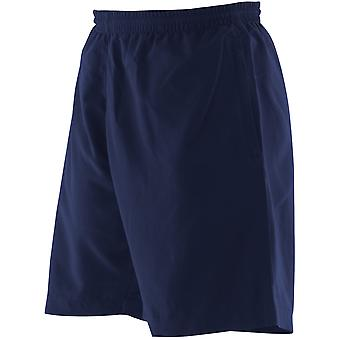 Finden & Hales Childrens Plain Microfibre Short