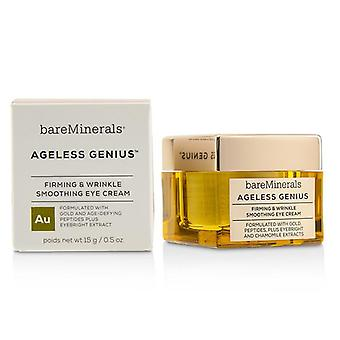 Bareminerals Ageless Genius Firming & Wrinkle Smoothing Eye Cream - 15g/0.5oz