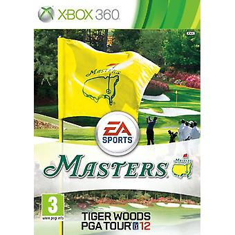 Tiger Woods PGA Tour 12 : The Masters (Xbox 360)