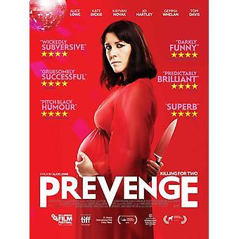 Prevenge Movie Poster (30 x 40)