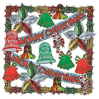 Joyeux Noël métallique Kit Dec-20 Pcs